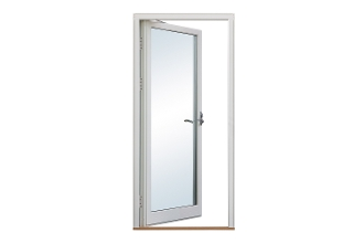 "Tilt and Turn Balcony Door - W 36"" x H 80"""
