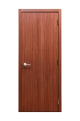 M 34 Sapeli Laminate Modern Interior Door