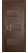 Dominika Wenge Finish Contemporary Interior Door