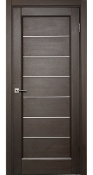Lagoon Contemporary Interior Door Wenge Finish