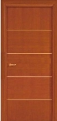 HG008 Sapele Laminate Modern Interior Door