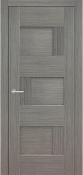 Dominika Lux Modern Interior Door Grey Ash Finish